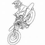 Motocross Coloriage Moto Dessin Cross Imprimer Coloring Books Pilote Casque Votre Excellent Archivioclerici Gratuit Motos Transportation Chad Reed Drawing Harmonieux sketch template