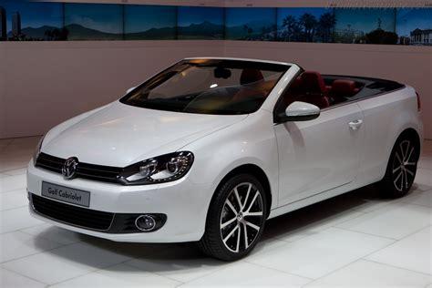 Volkswagen Golf Cabriolet - 2011 Geneva International ...