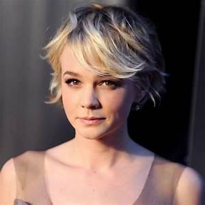 Coiffure Blonde Courte : coiffure courte blonde tendance ~ Melissatoandfro.com Idées de Décoration