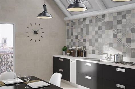 credence autocollant cuisine crédence cuisine carreaux de ciment patchwork et artistique