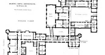 Scottish Castle House Plans Ideas by Houses Of State Balmoral Castle Floor Plans The