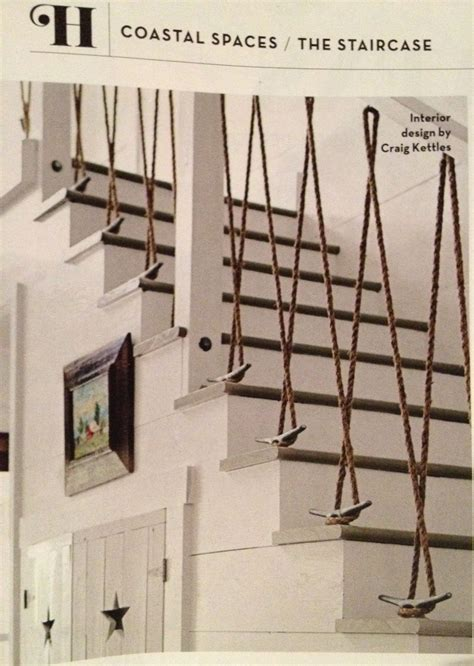 Treppe Handlauf Seil by 22 Ways To Use Nautical Rope And Sisal Twine For