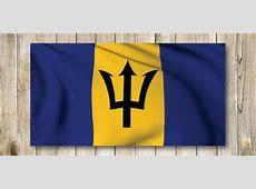 Flag of Barbados Barbados Pocket Guide