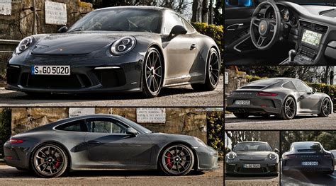 porsche  gt touring package  pictures