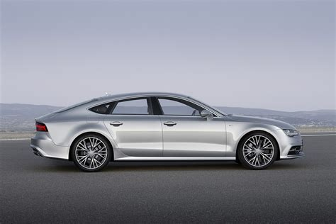 Audi A7 by Audi A7 Sportback H Quattro Fuel Cell Study Coming To La