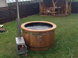 Wood Fired Hot Tub Heaters