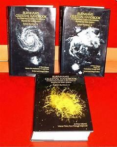 Burnham U0026 39 S Celestial Handbook 3 V Observers Guide Universe