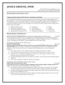 winning resume sles atlanta ga executive