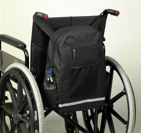 achat sac a dos fauteuil roulant deluxe