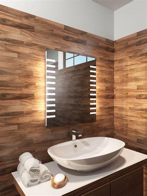 bathroom mirror with led lights decor glamorous led bathroom mirrors 2017 design led mirrors