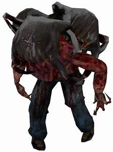 Half Life 2 - Poison Headcrab Zombie