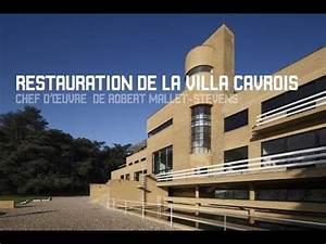 La Villa Cavrois : restauration de la villa cavrois oeuvre de robert mallet ~ Nature-et-papiers.com Idées de Décoration
