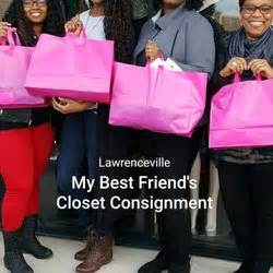 my best friend s closet consignment s clothing