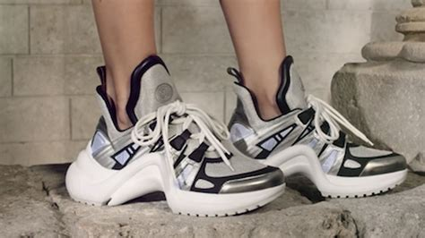 Pinay Celebrities Slaying The Newest Louis Vuitton Archlight Sneakers u2013 PAGEONE