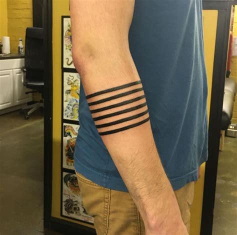 stylish armband tattoos  men women tattooblend
