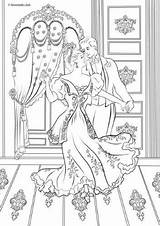 Couple Dancing Coloring Pages Adult Favoreads Club Printable Dance Print Read Young Colouring Paper Books sketch template