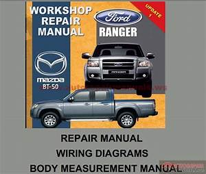 Mazda Bt-50 2007 Workshop Repair Manual