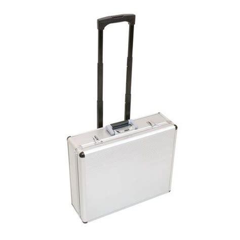 malette de bureau valise trolley aluminium vide manutan fr