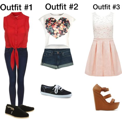 Outfit For High School - Oasis amor Fashion