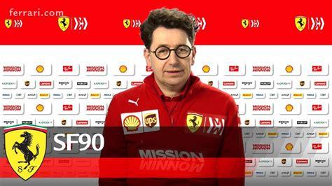 "Mattia binotto is the current ferrari team principal, ex ferrari chief technical officer, and wearer of wonderful glasses. ""Não estivemos perfeitos"", justifica Binotto - vistorill"