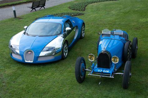 Bugatti's 100th Celebration At Concorso D'eleganza