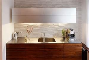 Massiv amerikanische nussbaum kuche contemporary for Küche nussbaum