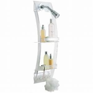 Non rusting shower caddy whereibuyitcom for Non rust bathroom accessories