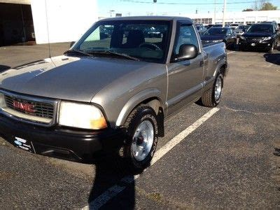 car owners manuals free downloads 1997 gmc sonoma club coupe auto manual buy used 1998 gmc sonoma reg cab manual we accept trades in cleveland ohio united states