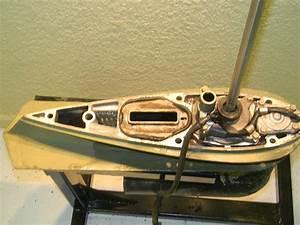 Johnson Evinrude Lower Unit Short 1971 73 2 Cyl 50 Hp