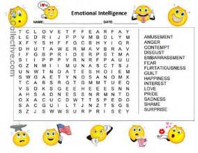 Emotions and Feelings Worksheets for Kids