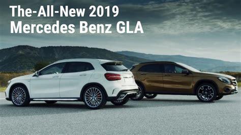 2018 Mercedes Benz Gla Vs 2019 Mercedes Benz Gla Review