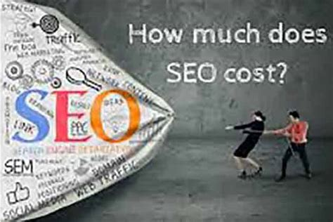 Search Engine Optimization Cost by How Much Does Search Engine Optimization Cost