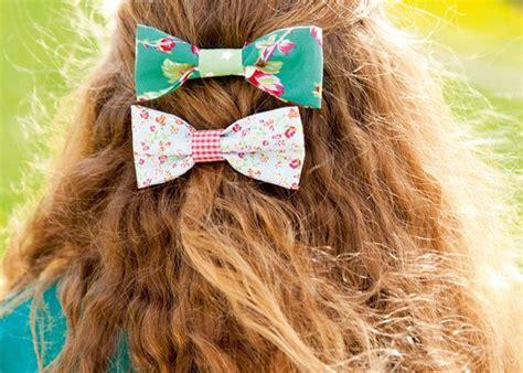 haarband selber nähen haarspange mit schleife haarschmuck selber machen n 228 hen haarspangen haarschmuck und