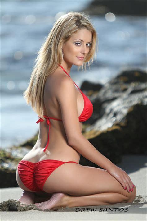 American Hot Models Top Female Super Models Bikini Pics
