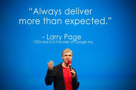 Bootstrap Business: Larry Page Motivational Startup Quotes