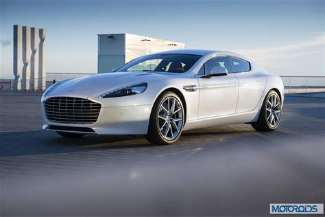 Aston Martin Rapide S Launched In India