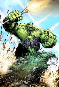 Incredible Hulk Smash Comic