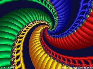 fond d39ecran vrille fractale With plan de maison original 7 fond decran galaxie spirale