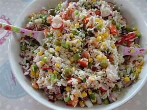 Salade Originale Pour Barbecue : recettes de salade compos e et pique nique ~ Melissatoandfro.com Idées de Décoration