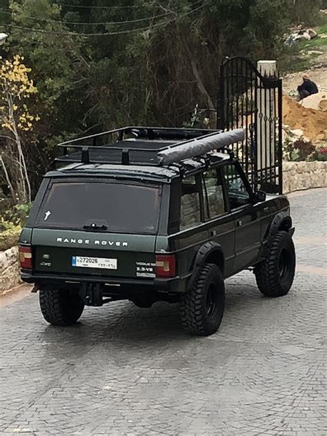 pin  alig  range rover classic range rover range