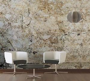 Alte Tapeten Ablösen : livingwalls fototapete alte verputzte wand 036730 ~ Watch28wear.com Haus und Dekorationen