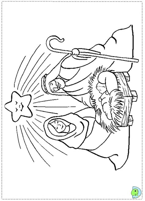nativity coloring with the preschool pages car 958 | preschool nativity coloring pages car tuning