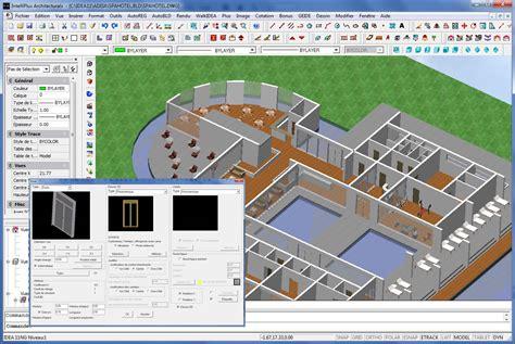 meilleur logiciel architecture facile