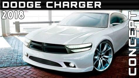 dodge charger concept review rendered price specs