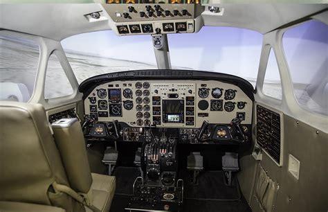 Beechcraft King Air C90 - Frasca Flight Simulation