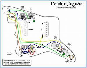 Jaguar Series  Parallel Wiring Diagram