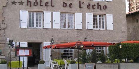 hotel la chaise dieu l 39 écho et l 39 abbaye a la chaise dieu haute loire