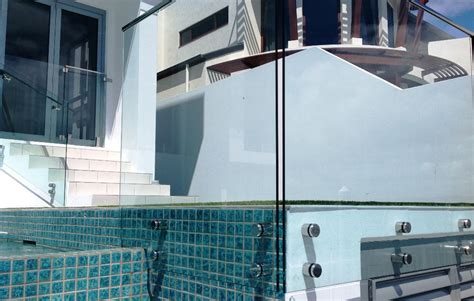 frameless glass balustrade gallery absolute glass