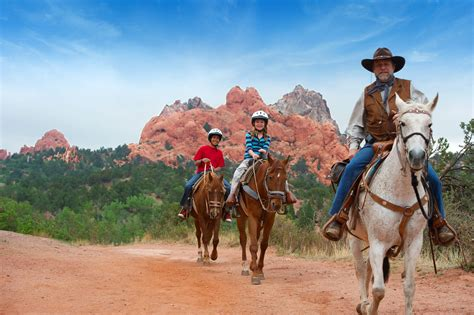 colorado springs attractions days riding horseback visit manitou stables pikes academy