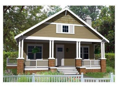 Tiny Romantic Cottage House Plan Small Bungalow House Plan
